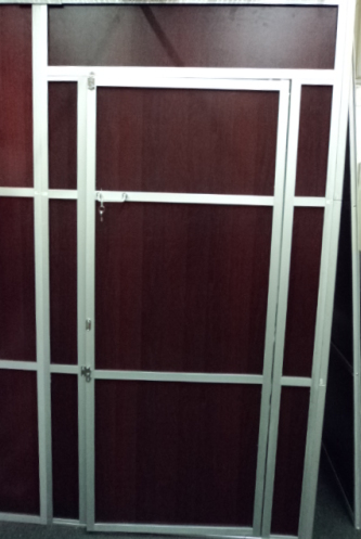 Door- 4 x 90 Panel For New Wood Sukkah