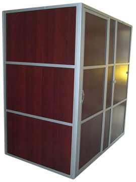 8 x 10 ft. Panel Sukkah - New Wood